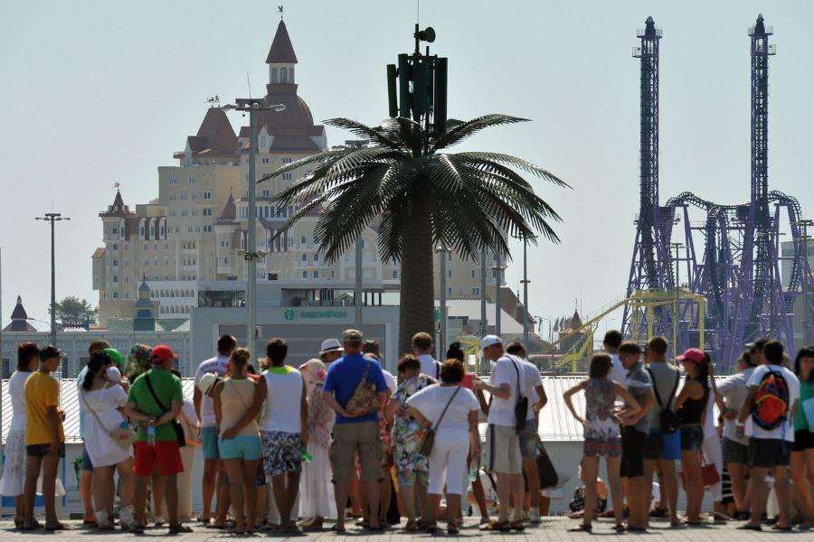 Почему туристы отказываются отдыхать в Сочи