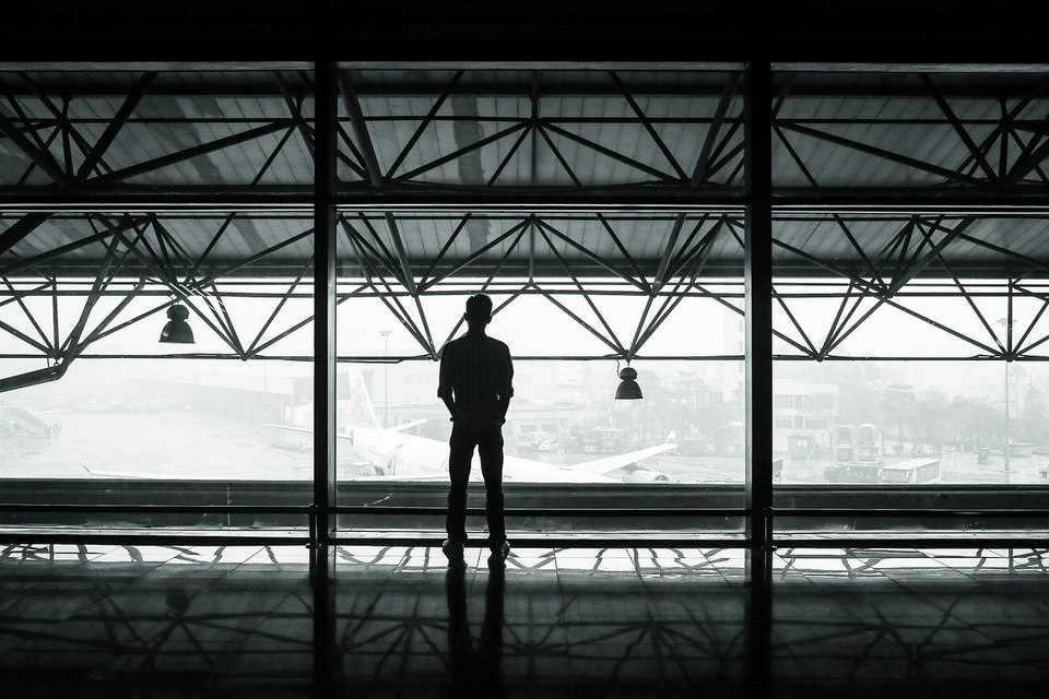 Турист прожил в аэропорту 109 дней