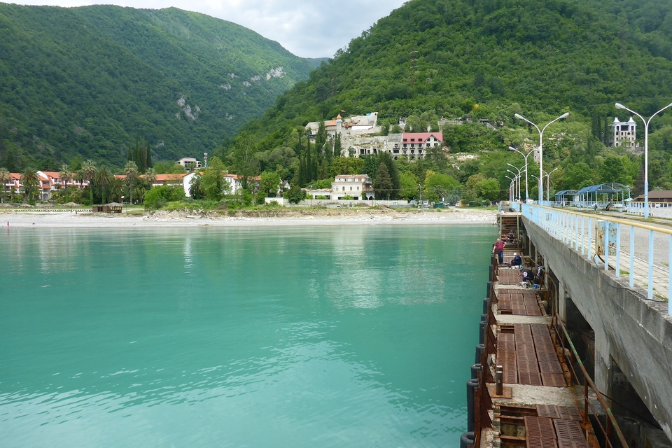 Абхазия закрыта до 28 июля