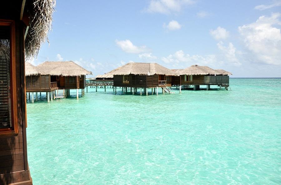 Российские туристы отправились на Мальдивы