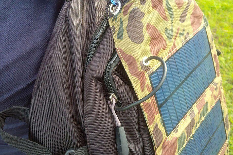 Рюкзак с батареей
