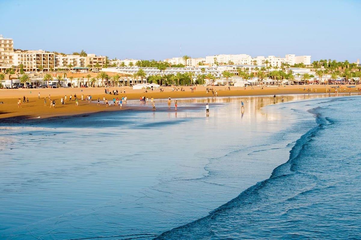 какое море в марокко фото себе знаю, что