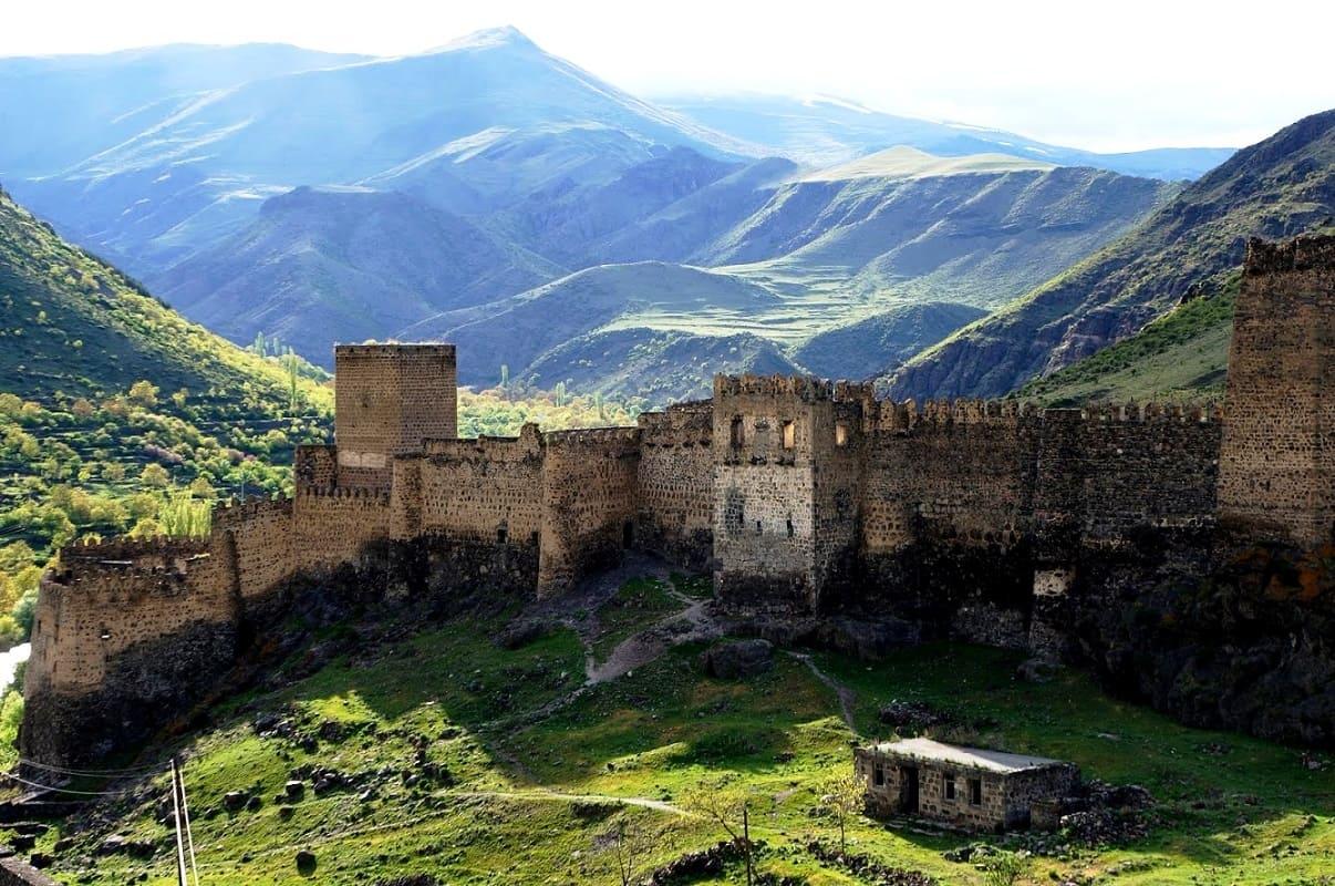 некоторые моменты крепости грузии фото косит армии