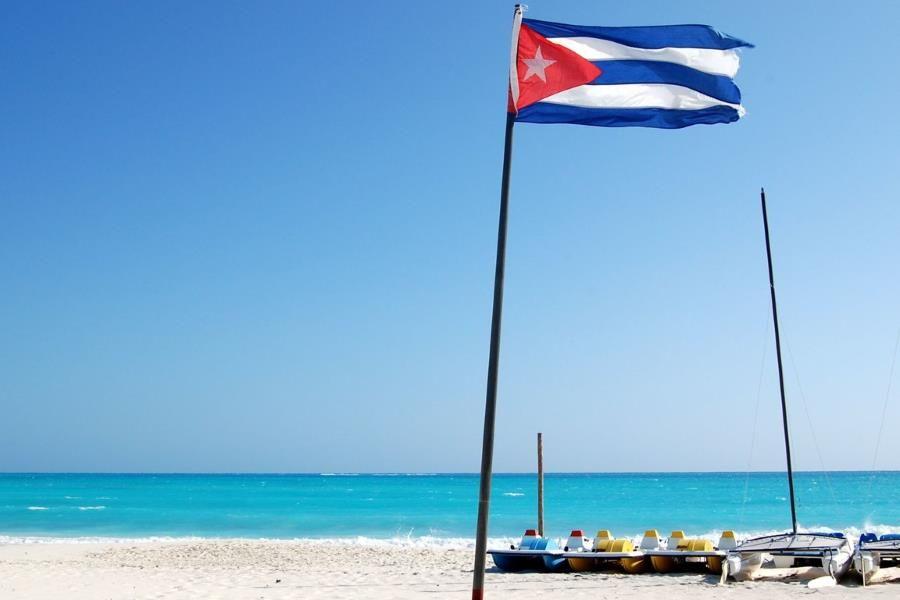 Куба, пляж