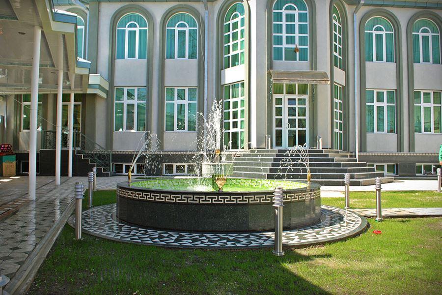 Отель в Самарканде