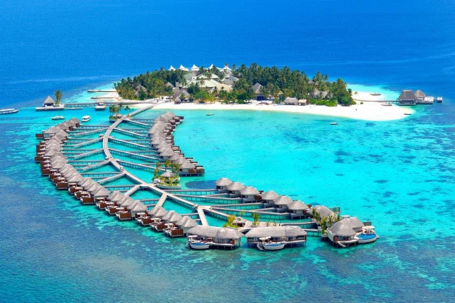 Экзотические Мальдивы