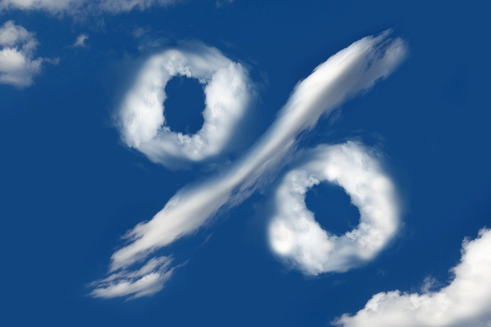 Проценты, облака